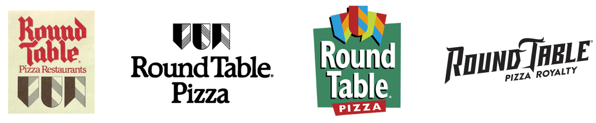 Brand New: New Logo and Identity for Round Table Pizza by.