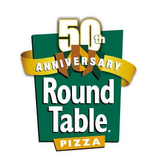 Round Table Pizza Logo by Dhanashree Khaunte at Coroflot.com.
