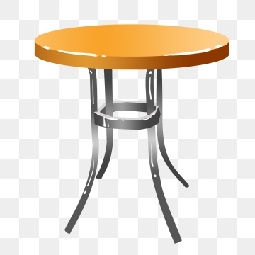 Round Table PNG Images.
