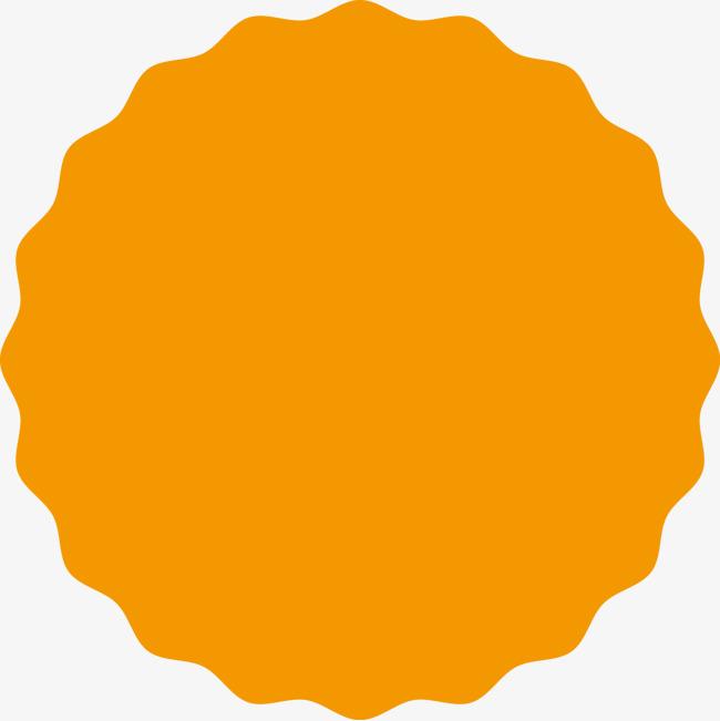 Vector Yellow Ribbon Round, Ribbon Vecto #94081.