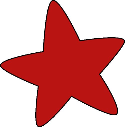 Star Clip Art.