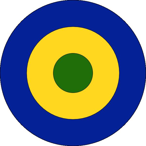 Roundel Gabon clip art Free Vector / 4Vector.