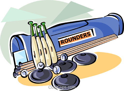 Rounders clipart 1 » Clipart Station.