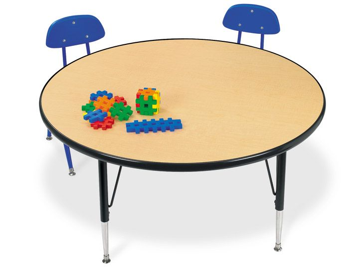 Round Table Clip Art.