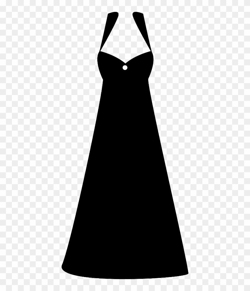 Costura E Roupas Riblackandreddress Png Minus Vector.