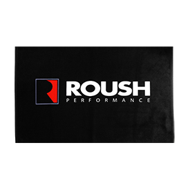 Roush Performance Detail Towel (3696).