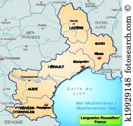 Languedoc roussillon Clipart Royalty Free. 56 languedoc roussillon.