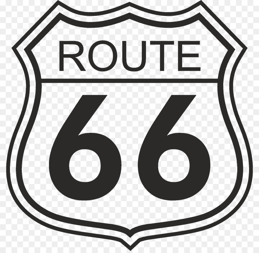 Route 66 Sign Png & Free Route 66 Sign.png Transparent.