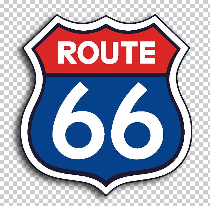 U.S. Route 66 Logo Brand Road Highway PNG, Clipart, Area.