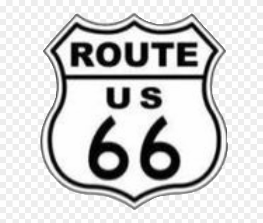 Route 66 Usa.