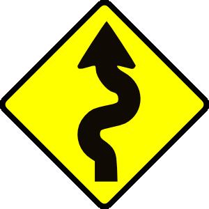 Clipart route.