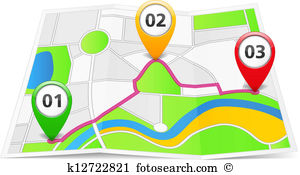 Route Clip Art Royalty Free. 16,803 route clipart vector EPS.