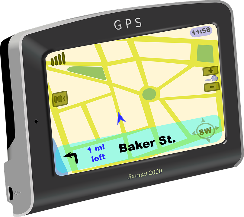 Free vector graphic: Navigation System, Gps, Direction.