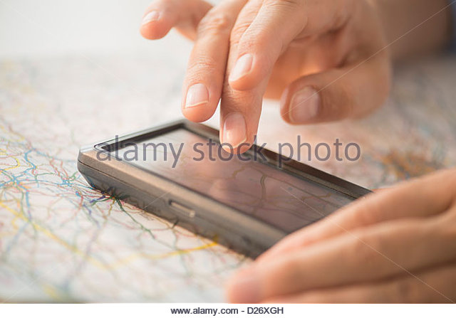 Route Guidance System Stock Photos & Route Guidance System Stock.