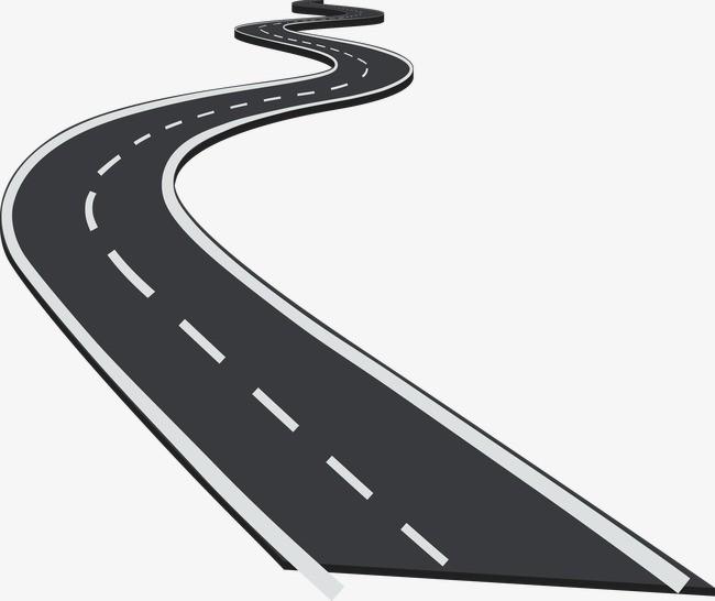 Route Transparent Image.