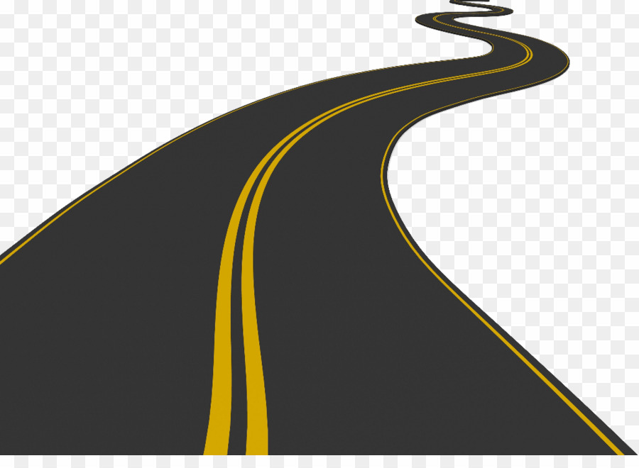 Route PNG Road Highway Clipart download.