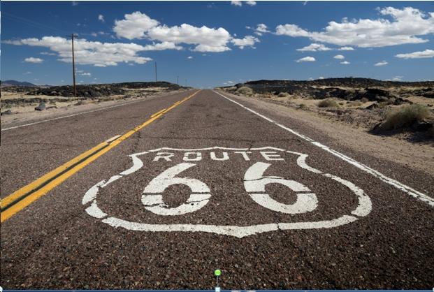 Beryl's Route 66.