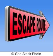 Escape route Clip Art and Stock Illustrations. 481 Escape route.