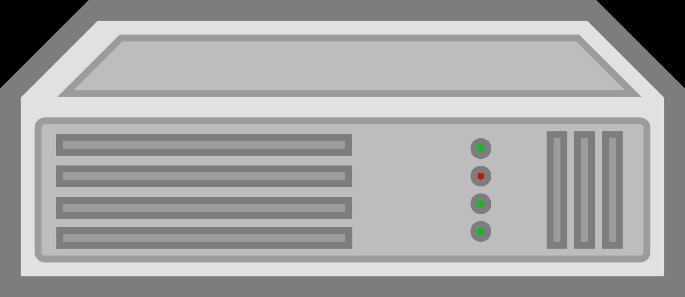 Router Clip Art.