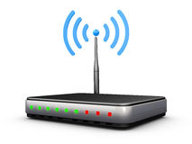 Router Stock Illustrations.