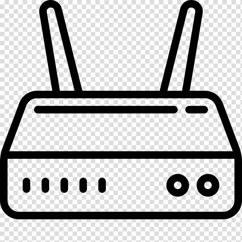 Wireless router Computer Icons , router transparent.