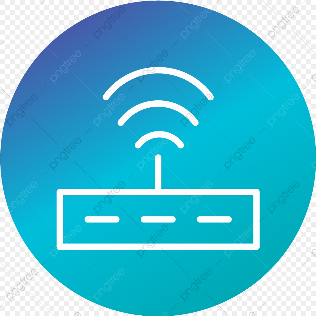 Vector Router Icon, Wifi Icon, Router Icon, Internet Icon.