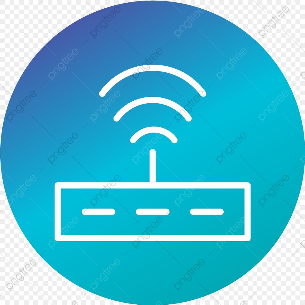 Vector Router Icon, Wifi Icon, Router Icon, Internet Icon.