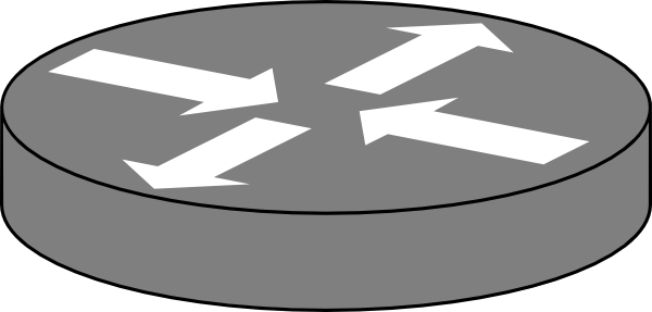 Icon Router.