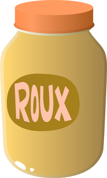 Roux Clip Art at Clker.com.