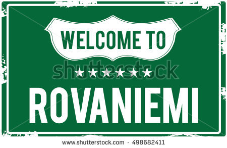 New Rovaniemi Stock Photos, Royalty.