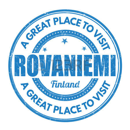 63 Rovaniemi Stock Vector Illustration And Royalty Free Rovaniemi.
