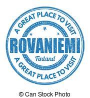 Rovaniemi Clip Art Vector Graphics. 30 Rovaniemi EPS clipart.