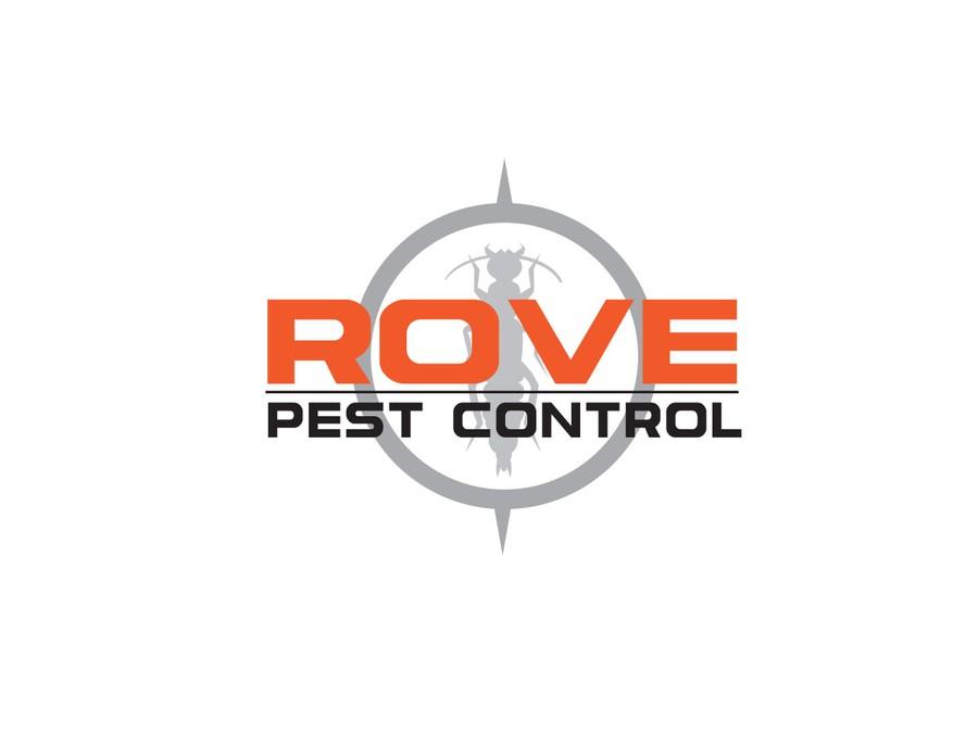 Rove Pest Control needs a new logo.