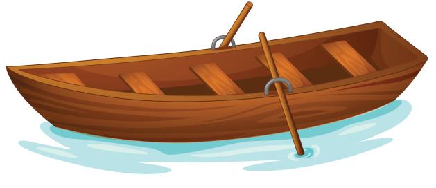 Clipart row boat.
