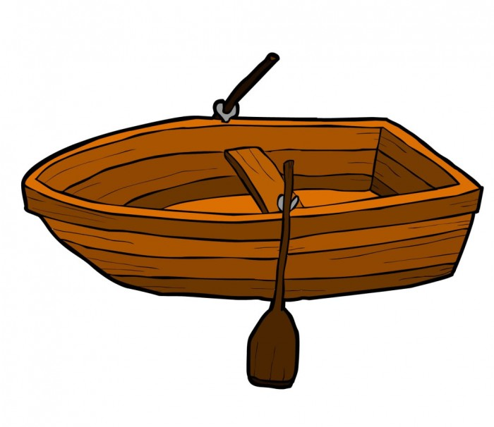 Row Boat Png Image Vector, Clipart, PSD.