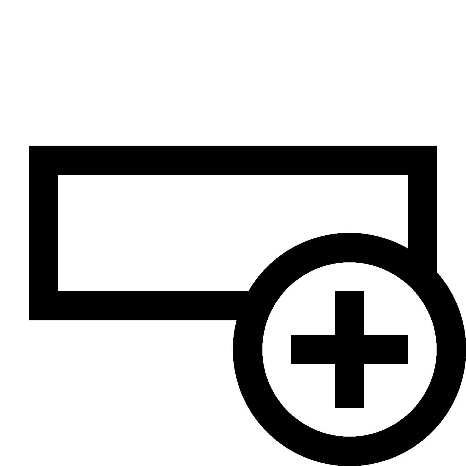 Add Row Icon.