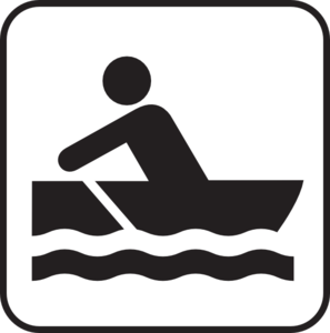 Rower clipart #17