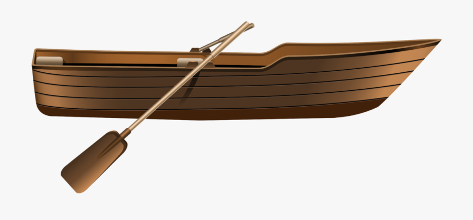 Row Boat Clipart Fishing Boat.
