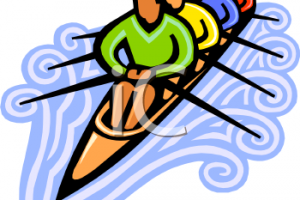 Rowing clipart » Clipart Station.