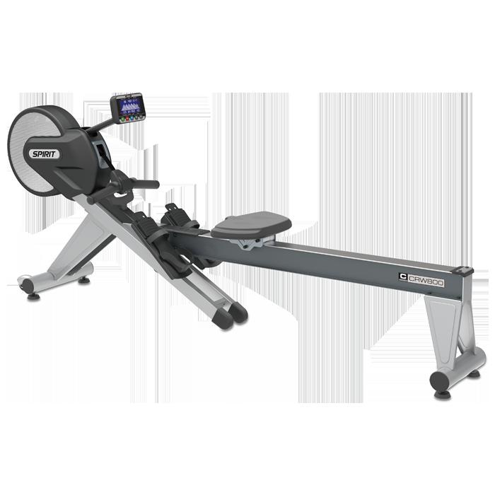 Spirit Fitness CRW800 Rowing Machine.