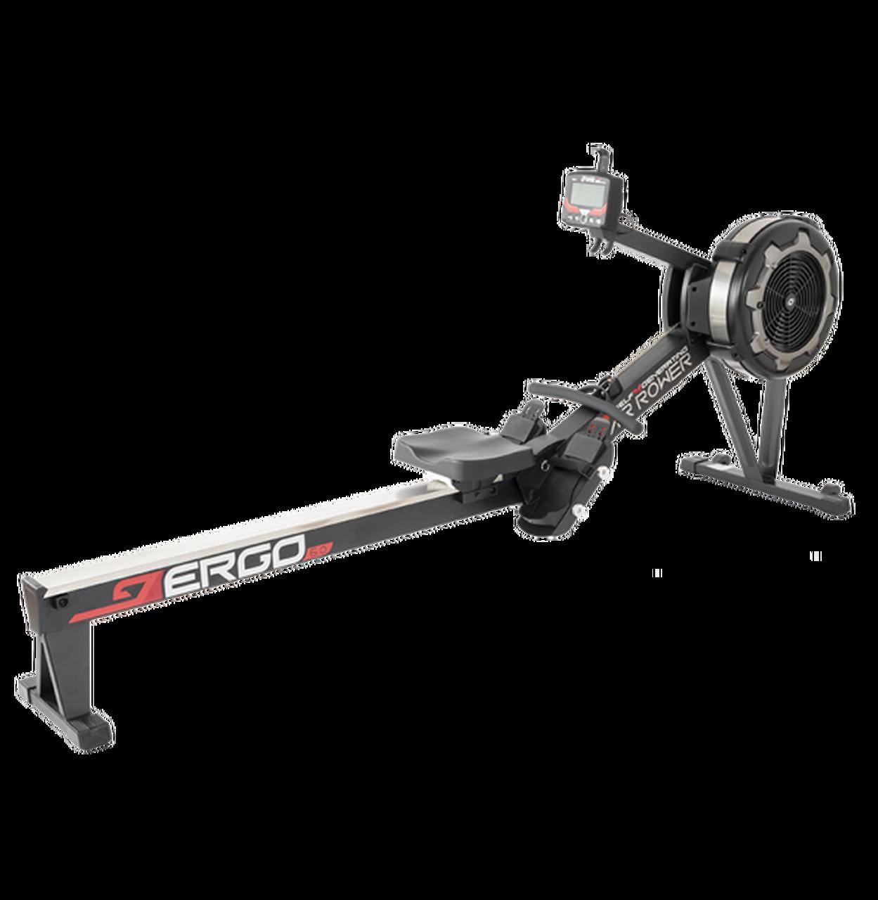 Orbit ERGO6.0 Air Rowing Machine.