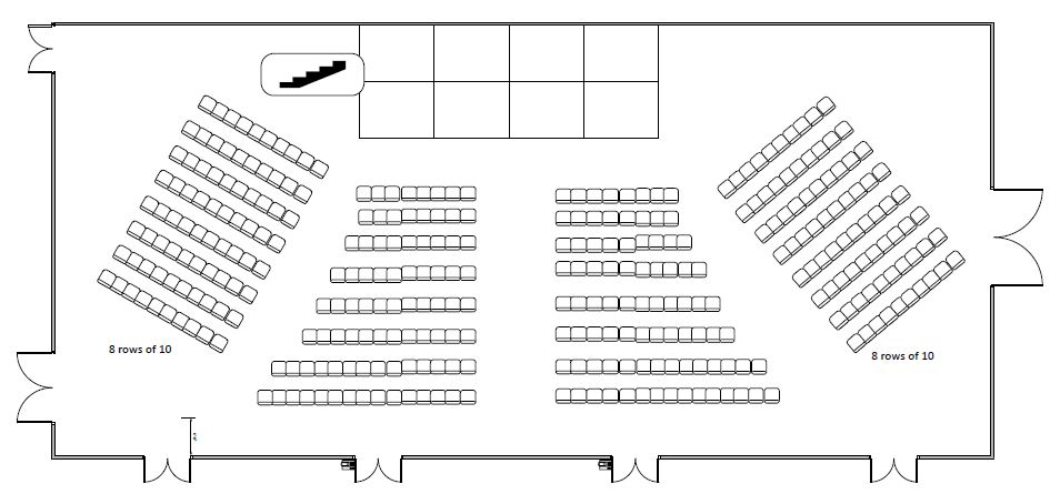 Rows Of Seats Clipart Clipground