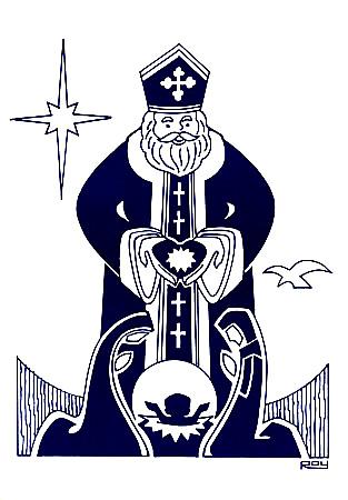 St. Nicholas Center ::: Clip Art.
