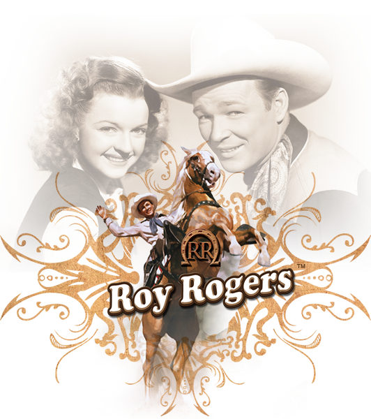 Welcome to The Official Roy Rogers Website.