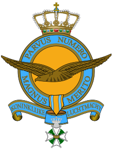 Royal Netherlands Air Force.