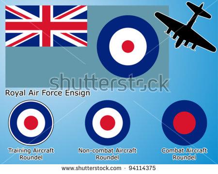 Royal Air Force Stock Images, Royalty.