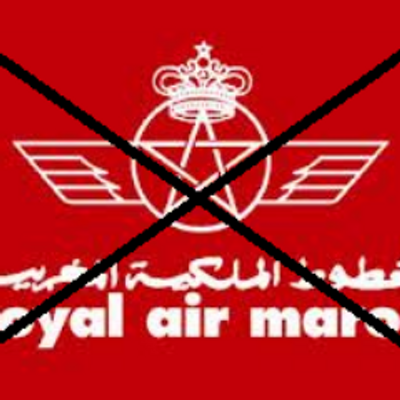 Royal Air Maroc (@BoycottRAM).