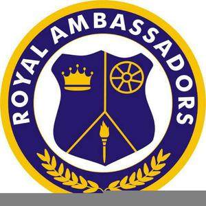 Royal Ambassador Clipart.