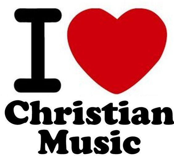 I ♥ christian music.