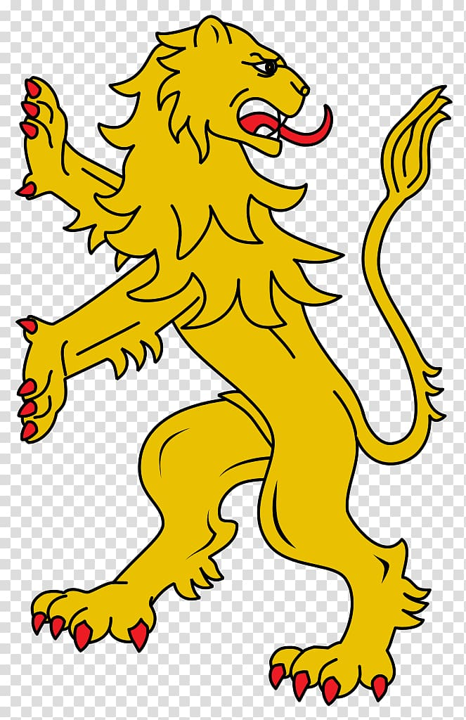 Lion Coat of arms Heraldry Royal Banner of Scotland , lion.